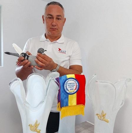 Gabriel Nica-Triplu Campion National 2020